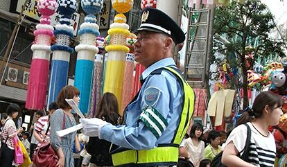 イベント警備・雑踏警備業務